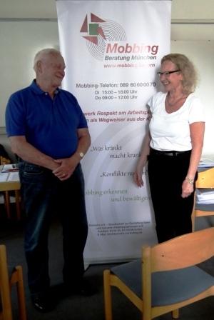 MobbingBeratung News Prof Dr Beck und Silka Strauss